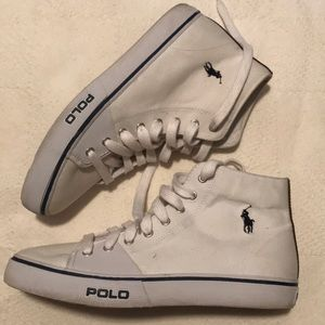 High Top Polo Shoes !!!